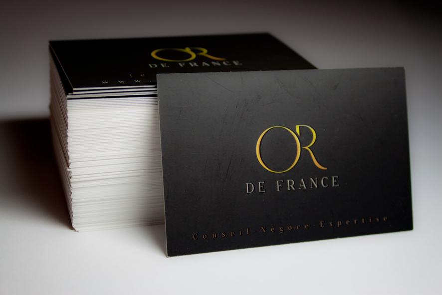 Charte Or de France