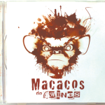 CD Macacos couverture