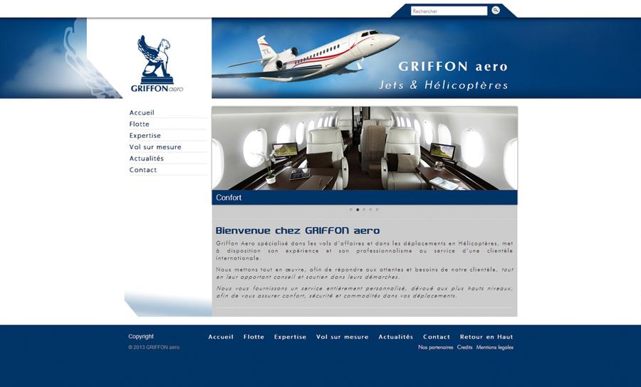 Site Griffon aero